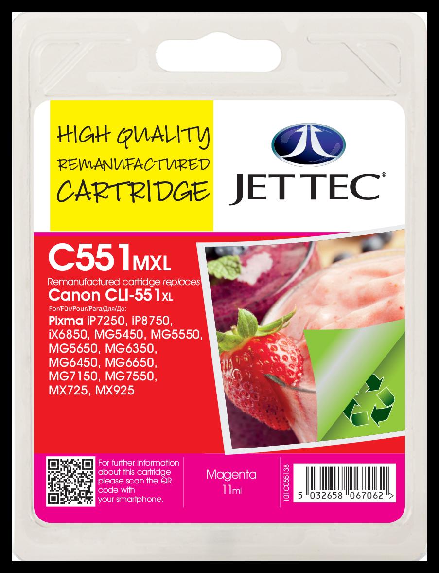 CLI-551XL Magenta