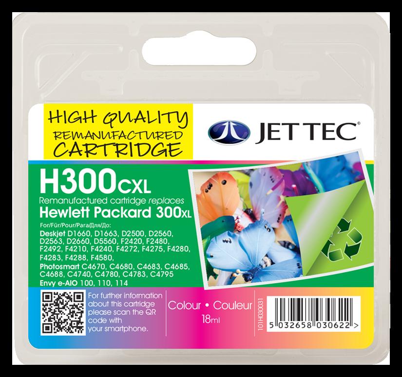 HP300XL Colour