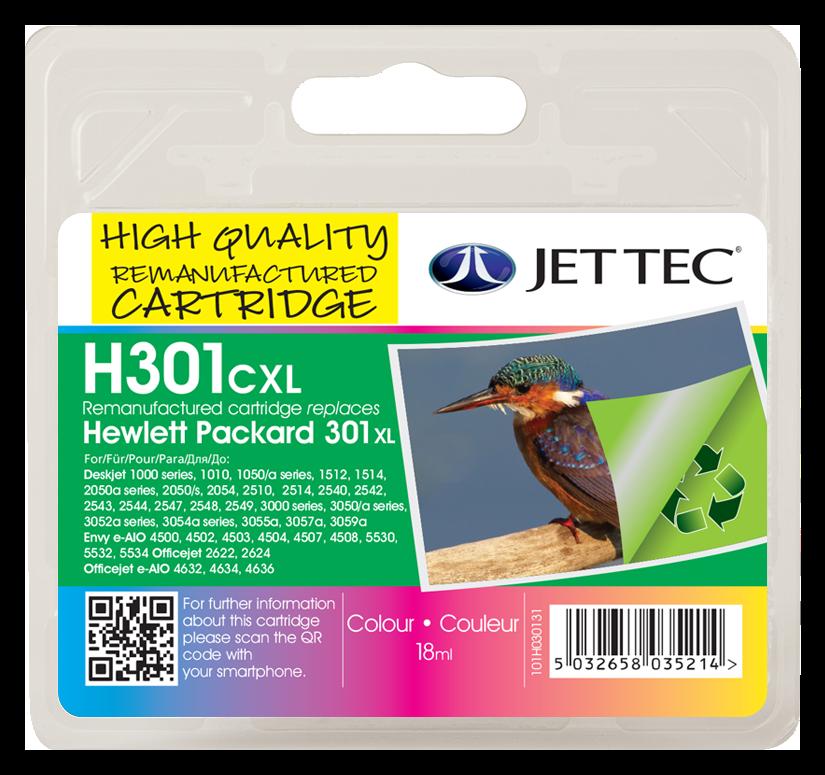 HP301XL Colour