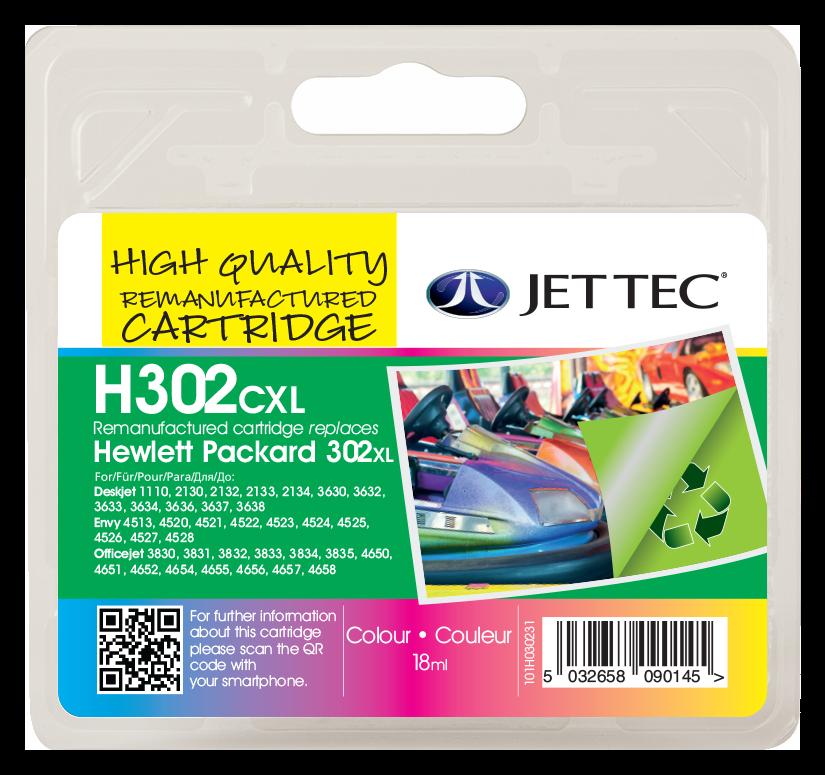 HP302XL Colour