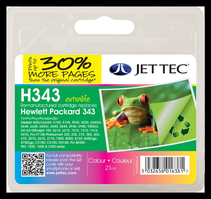 HP343 Colour