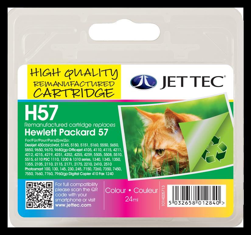 HP57 Colour