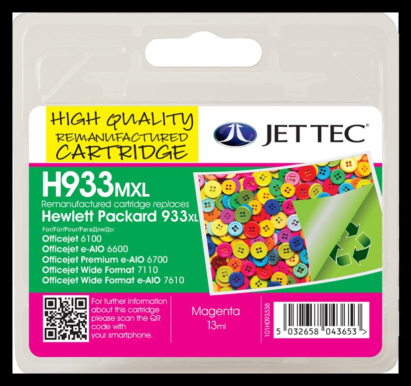HP933XL Magenta