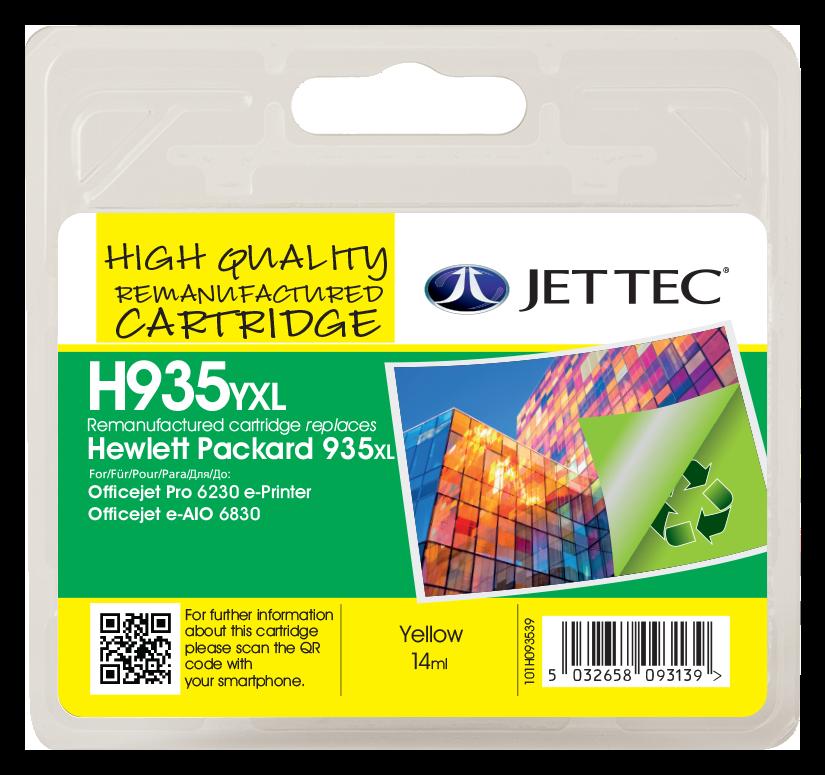 HP935XL Yellow