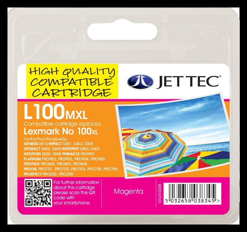 Lexmark 100XL Magetna