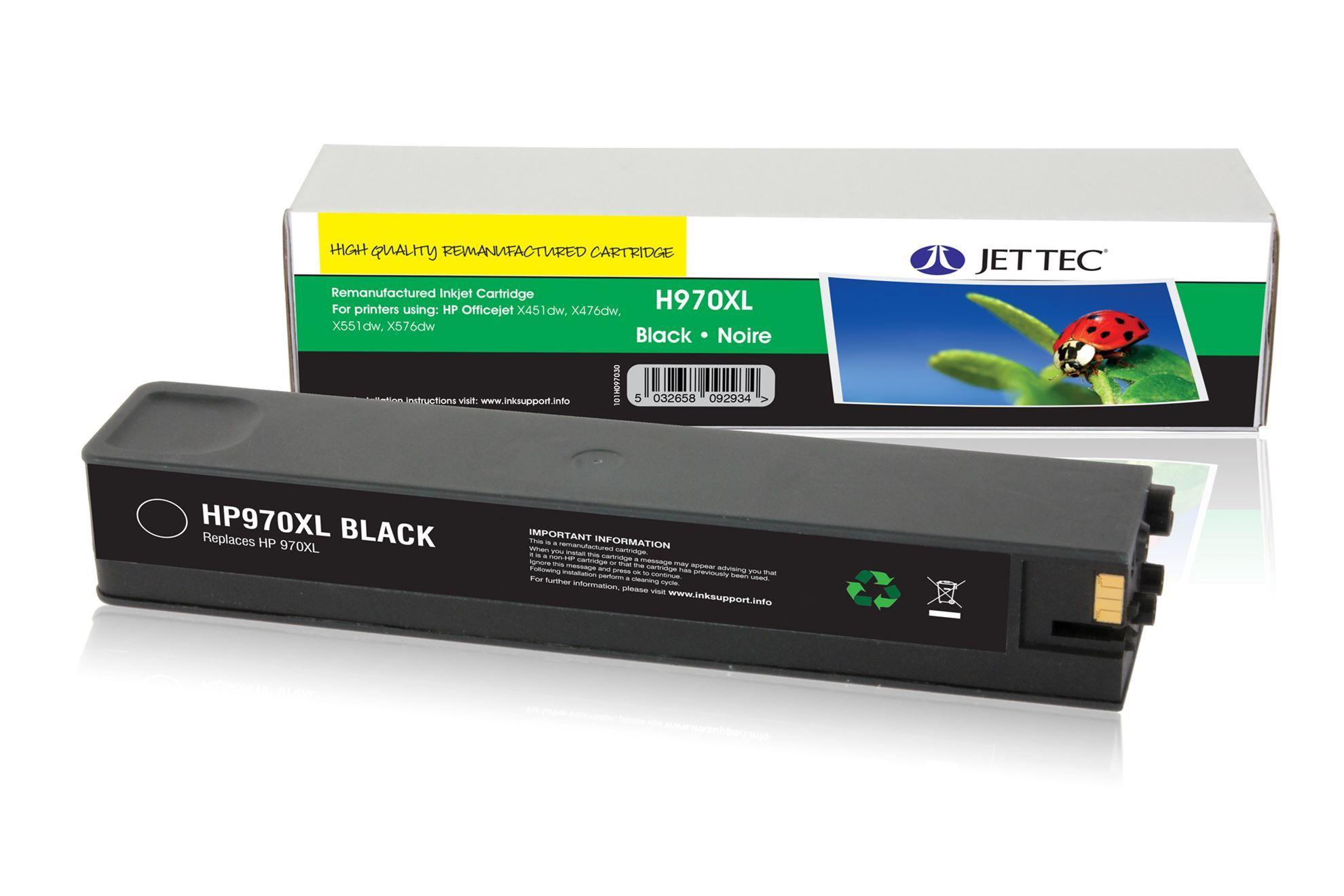 HP970XL Black