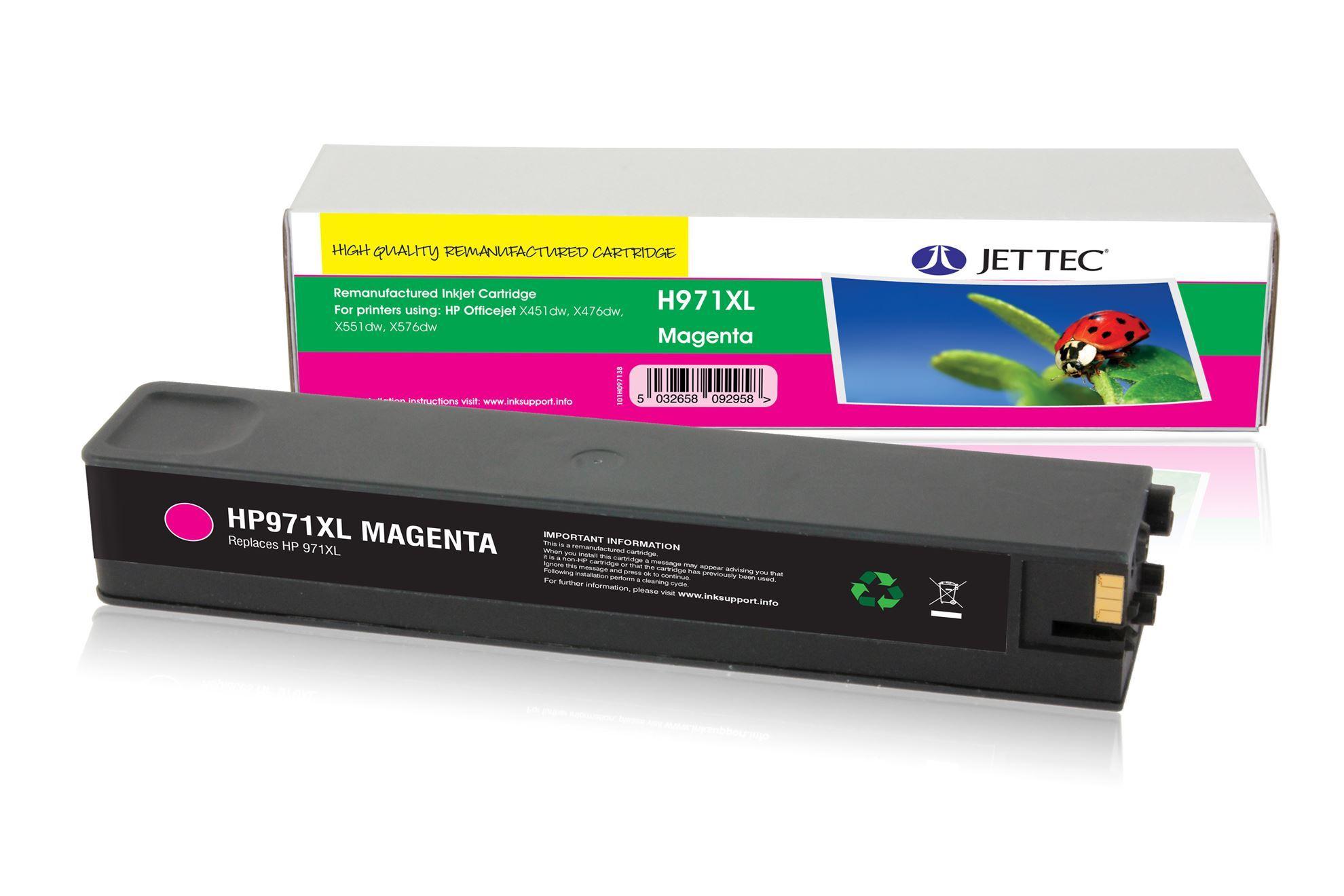 HP971XL Magenta